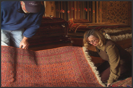 Persian Rug Cleaning Napa, CA